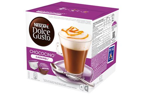 Dosette café Dolce Gusto CHOCOCINO CARAMEL