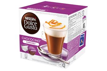 Dosette café CHOCOCINO CARAMEL Dolce Gusto