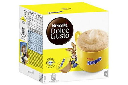 dosette caf dolce gusto nesquik darty. Black Bedroom Furniture Sets. Home Design Ideas