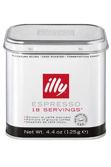 Dosette café ESE SCURO X18 Illy