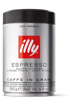 Café en grain GRAINS SCURO 250G Illy