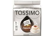 Dosette café Tassimo DOSETTES CAPUCCINO CARTE NOIRE