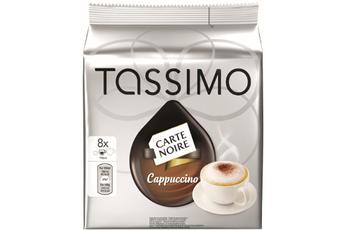 Dosette café DOSETTES CAPUCCINO CARTE NOIRE Tassimo