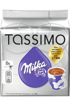 Dosette café DOSETTE MILKA 7040159 Tassimo