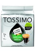 Dosette café Tassimo DOSETTES CARTE NOIRE LONG DÉLICAT