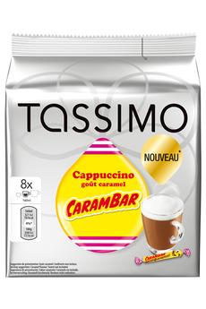 Dosette café TASSIMO CARAMBAR Tassimo