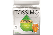 Tassimo DOSETTES TWININGS THE VERT