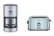 Electrolux GRILLE PAIN + CAFETIERE 955 INOX