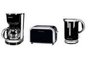 Electrolux SET 3 PIECES NOIR