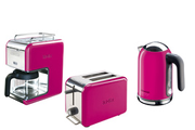 Kenwood set 3 pièces kmix electro pink