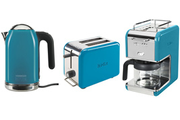 Kenwood BOUILLOIRE + GRILLE PAIN + CAFETIERE KMIX COOL BLUE