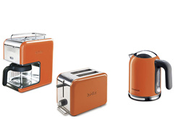 Kenwood set 3 pièces kmix orange touch