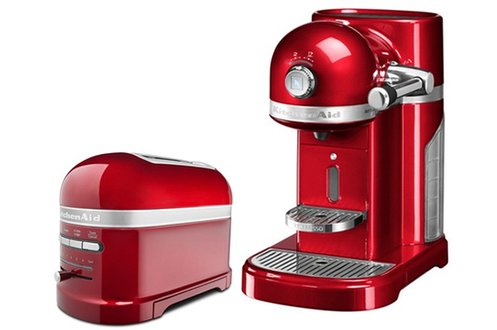 machine soda kitchenaid 5kss11221ca 1 rouge pomme d amour vendu par 1116657. Black Bedroom Furniture Sets. Home Design Ideas