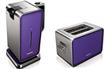Panasonic bouilloire + grille pain violet photo 1