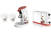 Philips CAFETIERE + GRILLE PAIN BRITTO