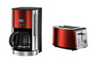 Russell Hobbs grille pain + cafetière jewels rubis photo 1