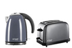 Russell Hobbs bouilloire + grille pain gris orage photo 1