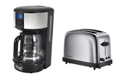 Russell Hobbs CAFETIERE + GRILLE PAIN CHESTER