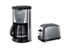 Russell Hobbs grille pain + cafetière gris orage photo 1