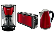 Tefal SET 3 PIECES EXPRESS ROUGE INOX