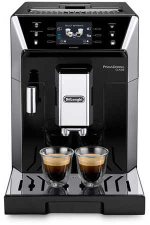 expresso avec broyeur delonghi sb primadonna class primadonna class sb. Black Bedroom Furniture Sets. Home Design Ideas
