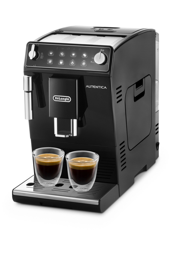 expresso avec broyeur delonghi etam29 510b autentica. Black Bedroom Furniture Sets. Home Design Ideas