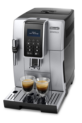 machine expresso avec broyeur grains int gr delonghi. Black Bedroom Furniture Sets. Home Design Ideas