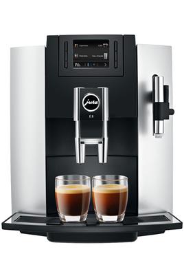 Pression 15 bars - Café en grain ou moulu Ecran TFT couleur - Température réglable Fonction One Touch Programmes de nettoyage : rinçage et détartrage automatiques