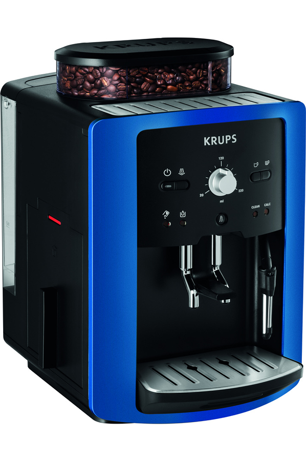 machine expresso avec broyeur krups ea800r10 full auto. Black Bedroom Furniture Sets. Home Design Ideas