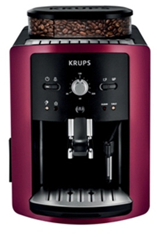 expresso avec broyeur krups ea800r10 full auto compact. Black Bedroom Furniture Sets. Home Design Ideas