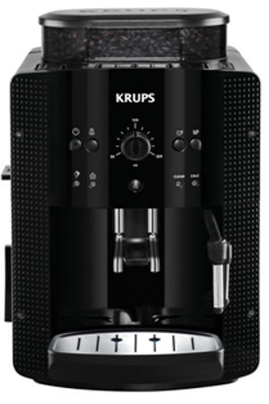 expresso avec broyeur krups yy8125fd full auto compact. Black Bedroom Furniture Sets. Home Design Ideas