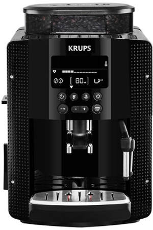 expresso avec broyeur krups yy8135fd full auto darty. Black Bedroom Furniture Sets. Home Design Ideas