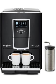 Expresso avec broyeur 11493 ROBOT CAFÉ AUTOMATIC Magimix