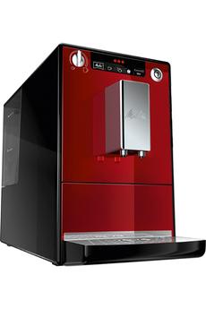Expresso avec broyeur CAFFEO SOLO E950-104 ROUGE Melitta