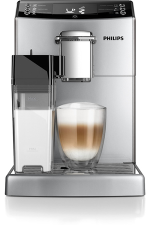 expresso avec broyeur philips ep4050 10 darty. Black Bedroom Furniture Sets. Home Design Ideas