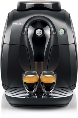 expresso avec broyeur philips hd8650 01 expresso automatique series 2000 noir. Black Bedroom Furniture Sets. Home Design Ideas