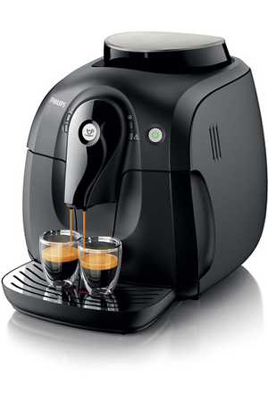 expresso avec broyeur philips hd8650 01 expresso automatique series 2000 noir philips hd8650. Black Bedroom Furniture Sets. Home Design Ideas