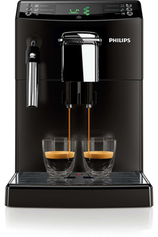 Expresso avec broyeur HD8841/01 ESPRESSO AUTOMATIQUE SERIES 4000 COFFEE SWITCH Philips