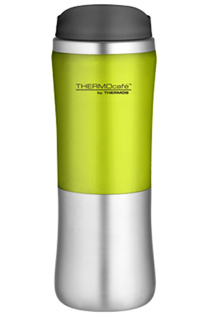mug isotherme thermos brilliant tumbler mug 300 ml lime. Black Bedroom Furniture Sets. Home Design Ideas