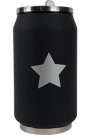 mug isotherme yoko design canette noir etoile argent 1379 7820 darty. Black Bedroom Furniture Sets. Home Design Ideas