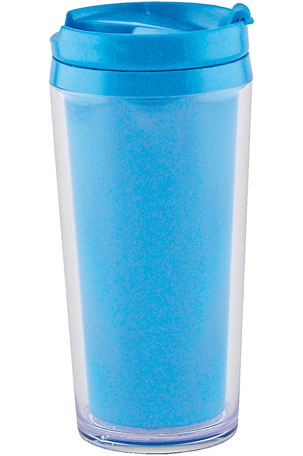 mug isotherme zak designs mug isotherme bleu 4289200 darty. Black Bedroom Furniture Sets. Home Design Ideas
