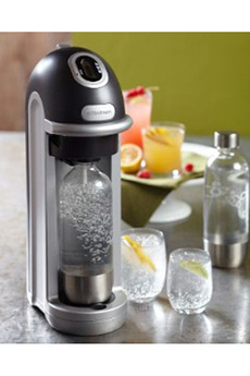 Machine soda FIZZ GRIS TITAN Sodastream