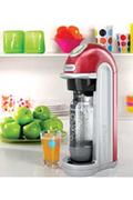 Machine à soda et eau gazeuse Sodastream FIZZ ROUGE