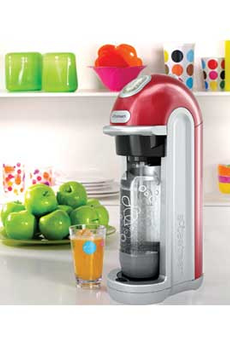 Machine soda FIZZ ROUGE Sodastream