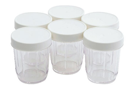 pot pour yaourti re cuisinart pots ym350pje yaourt pot ym350pjeyaourt darty. Black Bedroom Furniture Sets. Home Design Ideas