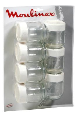 pot pour yaourti re moulinex pot pour yaourtiere x7 1170988 darty. Black Bedroom Furniture Sets. Home Design Ideas