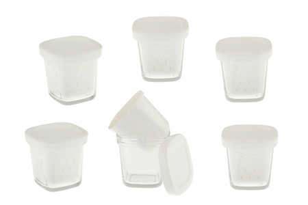 Pack Yaourtiere Seb Multi Delices Pots X6