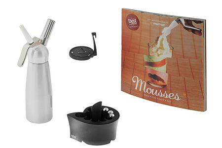 siphon mastrad siphon coffret darty. Black Bedroom Furniture Sets. Home Design Ideas