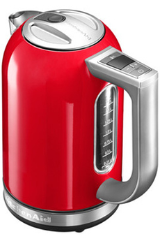 Bouilloire 5KEK1722EER Rouge Empire Kitchenaid