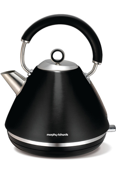 Bouilloire M102002EE ACCENTS REFRESH NOIR Morphy Richards